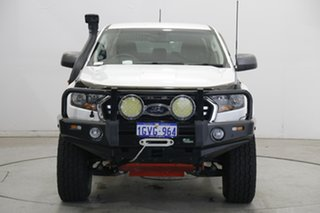 2019 Ford Ranger PX MkIII 2019.75MY XLS White 6 Speed Sports Automatic Double Cab Pick Up.