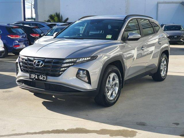 Demo Hyundai Tucson NX4.V1 MY22 2WD Oakleigh, 2021 Hyundai Tucson NX4.V1 MY22 2WD Silver 6 Speed Automatic Wagon