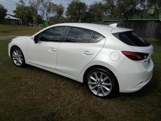 2016 Mazda 3 BM5436 SP25 SKYACTIV-MT GT White 6 Speed Manual Hatchback