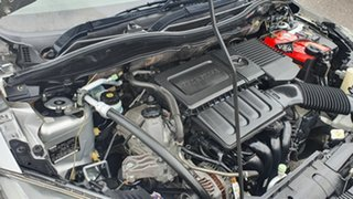 2005 Kia Cerato LD MY04 Silver 5 Speed Manual Sedan