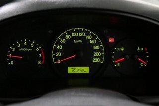 2011 Hyundai iLOAD TQ MY11 Silver 5 Speed Manual Van