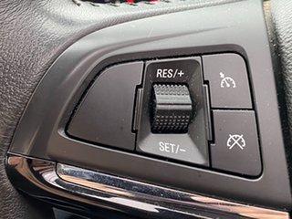 2015 Holden Commodore VF MY15 SV6 White 6 Speed Sports Automatic Sedan