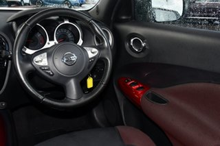 2016 Nissan Juke F15 Series 2 ST X-tronic 2WD White 1 Speed Constant Variable Hatchback