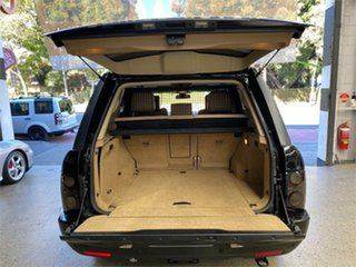 2010 Land Rover Range Rover Vogue L322 TDV8 Luxury Black Sports Automatic Wagon