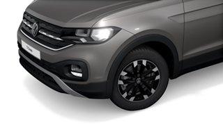 2021 Volkswagen T-Cross C1 MY21 85TSI DSG FWD Life Limestone Grey 7 Speed