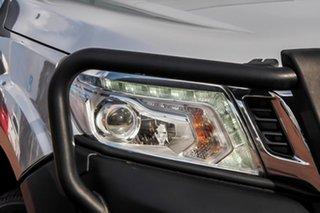 2017 Nissan Navara D23 S3 SL Silver 6 Speed Manual Utility