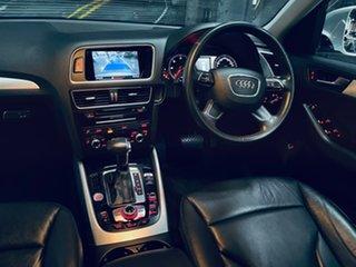 2015 Audi Q5 8R MY15 TDI S Tronic Quattro Sport Edition White 7 Speed Sports Automatic Dual Clutch.