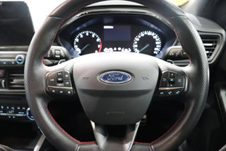 2018 Ford Focus SA 2019MY ST-Line Blue 8 Speed Automatic Hatchback