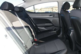 2019 Hyundai Elantra AD.2 MY20 Active White 6 Speed Sports Automatic Sedan
