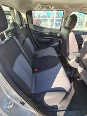 2019 Mitsubishi Triton MR MY19 GLX+ Double Cab Silver 6 Speed Sports Automatic Utility