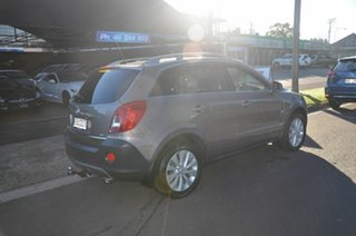 2013 Holden Captiva CG MY13 5 LT (FWD) Brown 6 Speed Automatic Wagon.