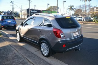 2013 Holden Captiva CG MY13 5 LT (FWD) Brown 6 Speed Automatic Wagon