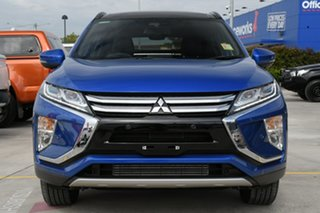 2020 Mitsubishi Eclipse Cross YA MY20 Exceed AWD Blue 8 Speed Constant Variable Wagon