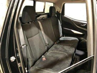 2015 Nissan Navara D40 S8 RX Black 6 Speed Manual Utility