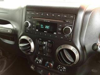 2011 Jeep Wrangler JK MY2011 Unlimited 70th Anniversary Black 6 Speed Manual Hardtop