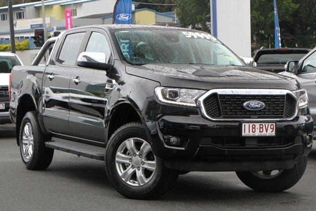 Demo Ford Ranger Newstead, RANGER MY21.25 4X4 PU XLT DBL 2.0L BI 10SPDA 4X4