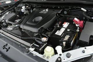 2016 Mitsubishi Pajero Sport QE MY16 GLS Sterling Silver 8 Speed Sports Automatic Wagon