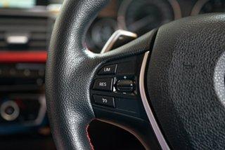 2016 BMW 3 Series F30 LCI 330e Sport Line Black 8 Speed Sports Automatic Sedan Hybrid