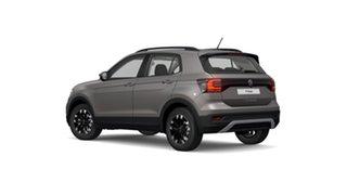 2021 Volkswagen T-Cross C1 MY21 85TSI DSG FWD Life Limestone Grey 7 Speed.