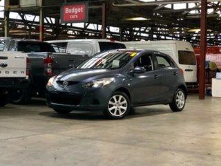 2008 Mazda 2 DE10Y1 Neo Grey 4 Speed Automatic Hatchback.