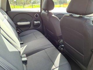 2007 Holden Barina TK MY07 Silver 4 Speed Automatic Hatchback