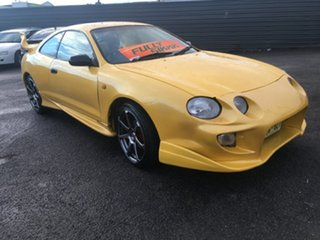1997 Toyota Celica ST204R ZR Yellow 5 Speed Manual Liftback