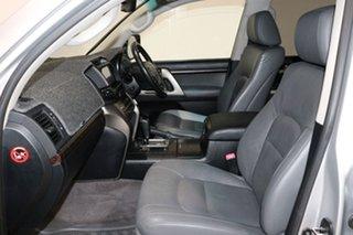 2009 Toyota Landcruiser UZJ200R 09 Upgrade VX (4x4) Silver 5 Speed Automatic Wagon