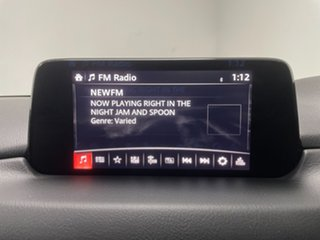 2017 Mazda CX-5 KF4WLA Akera SKYACTIV-Drive i-ACTIV AWD Snowflake White Pearl 6 Speed