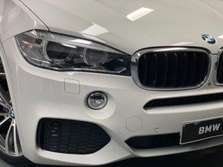 2017 BMW X5 F15 xDrive30d Alpine White 8 Speed Sports Automatic Wagon.