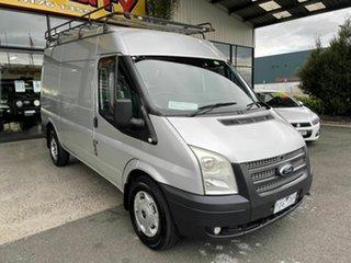 2012 Ford Transit VM MY12 Update Mid (MWB) Silver 6 Speed Manual Van.