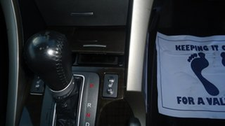 2009 Honda Accord Euro CU Luxury Grey 5 Speed Automatic Sedan