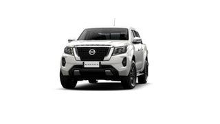2021 Nissan Navara D23 Dual Cab ST-X Pick Up 4x4 White Pearl 6 Speed Manual Utility.