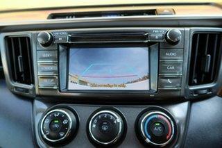 2015 Toyota RAV4 ASA44R MY14 GX White 6 Speed Sports Automatic Wagon