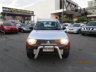 2010 Mitsubishi Triton MN MY10 GL 5 Speed Manual Cab Chassis.