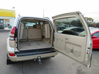 2007 Toyota Landcruiser Prado KDJ120R MY07 Grande (4x4) Gold 5 Speed Automatic Wagon