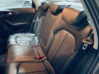 2012 Audi A6 4G MY13 S Tronic Quattro Grey 7 Speed Sports Automatic Dual Clutch Sedan