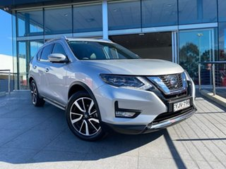 2020 Nissan X-Trail T32 Series III MY20 Ti X-tronic 4WD Silver 7 Speed Constant Variable Wagon.