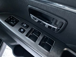 2017 Mitsubishi ASX LS Silver Constant Variable Wagon