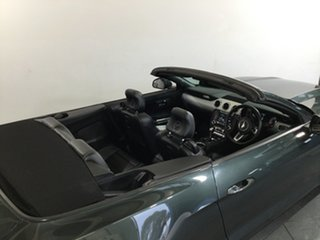 2015 Ford Mustang FM GT SelectShift Green 6 Speed Sports Automatic Convertible