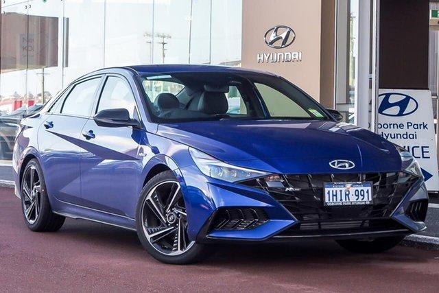 Demo Hyundai i30 Osborne Park, CN7.V1 i30 SEDAN N LINE 1