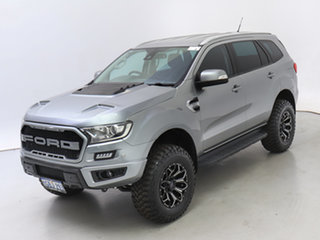 2016 Ford Everest UA MY17 Trend Grey 6 Speed Automatic SUV