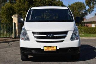 2012 Hyundai iLOAD TQ2-V MY12 White 5 Speed Automatic Van.
