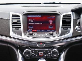 2015 Holden Commodore VF MY15 SS-V Redline Black 6 Speed Automatic Sedan