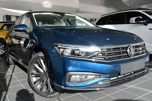 New Volkswagen Passat 3C (B8) MY21 162TSI DSG Elegance Victoria Park, 2021 Volkswagen Passat 3C (B8) MY21 162TSI DSG Elegance Metallic Paint 6 Speed