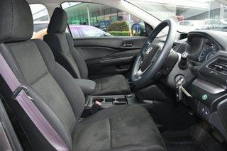 2016 Honda CR-V RM Series II MY17 Limited Edition Grey 5 Speed Automatic Wagon