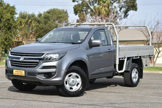 2016 Holden Colorado RG MY17 LS Grey 6 Speed Sports Automatic Cab Chassis