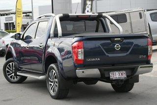 2017 Nissan Navara D23 S3 ST-X Blue 7 Speed Sports Automatic Utility.