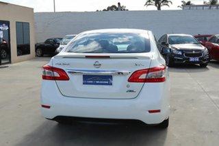 2013 Nissan Pulsar B17 ST-L White 1 Speed Constant Variable Sedan