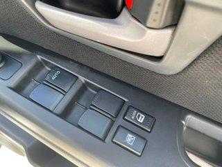 2011 Suzuki SX4 GYA MY11 White 6 Speed Constant Variable Hatchback