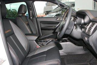 2021 Ford Ranger PX MkIII MY21.25 Wildtrak 3.2 (4x4) Alabaster White 6 Speed Automatic Utility